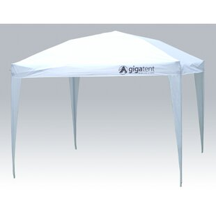 8.5 Ft. W x 8.5 Ft. D Steel Pop-Up Canopy by GigaTent