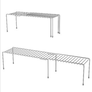 Expandable Shelving Rack