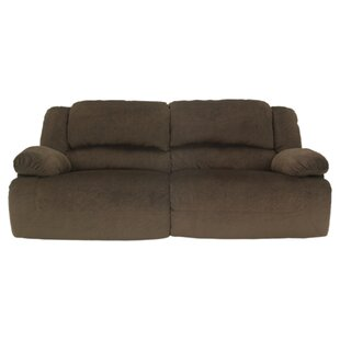 Rockwood Reclining Sofa by Winston Porter New