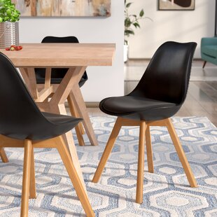 Ashley Solid Wood Dining Chair