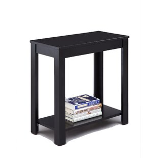 Latshaw End Table with Storage