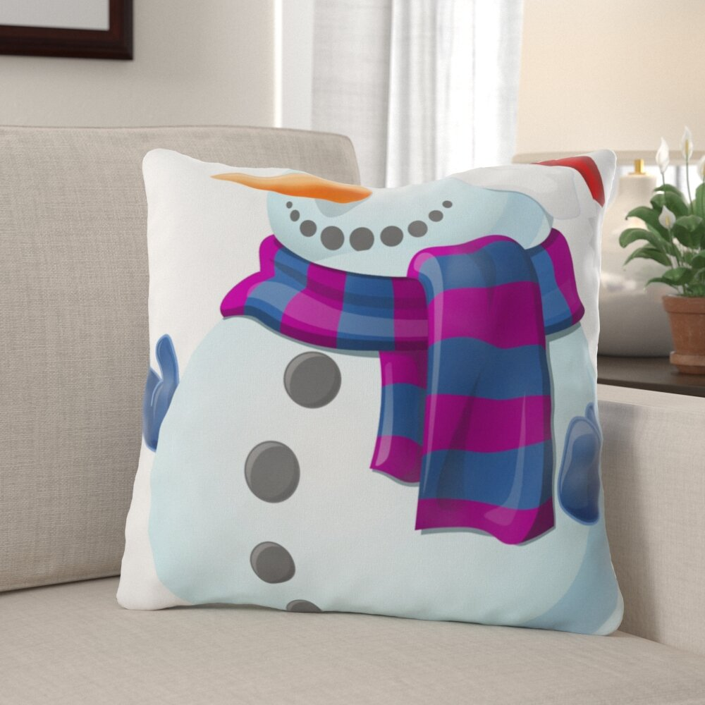 Christmas Made In Usa Throw Pillows You Ll Love In 2021 Wayfair