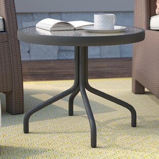 Ramon Round Side Table By Latitude Run