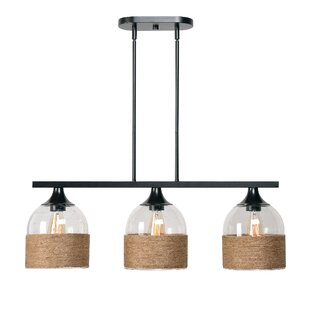 Breakwater Bay Jailyn 3-Light Kitchen Island Pendant