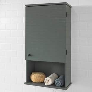 Skofte 40cm X 76cm Wall Mounted Bathroom Cabinet By 17 Stories