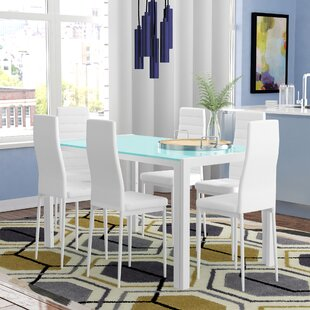 Rassier 7 Piece Dining Set by Orren Ellis