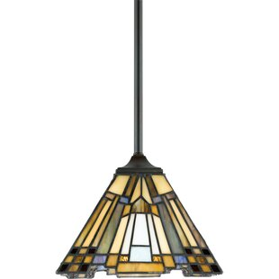 Carnegie 1-Light Dome Pend..