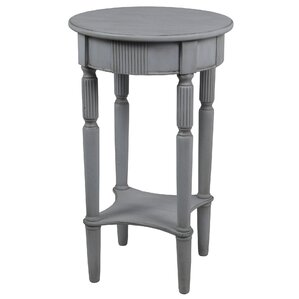 Missy Round End Table by Ophel..