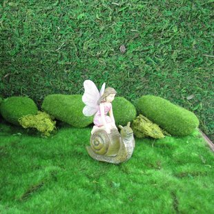 Miniature Dollhouse FAIRY GARDEN Accessories ~ Ivory Country Farm Boy Statue NEW