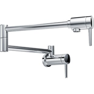 Wall Mounted Kitchen Faucets You\'ll Love | Wayfair