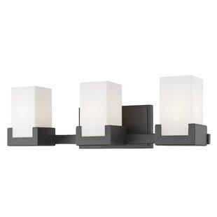 Latitude Run Suffield 3-Light LED Vanity Light