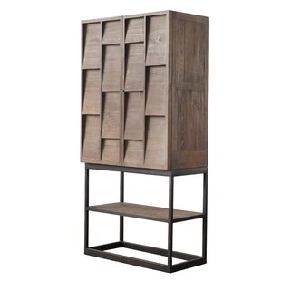 Darrell Bar Cabinet by 17 Stories