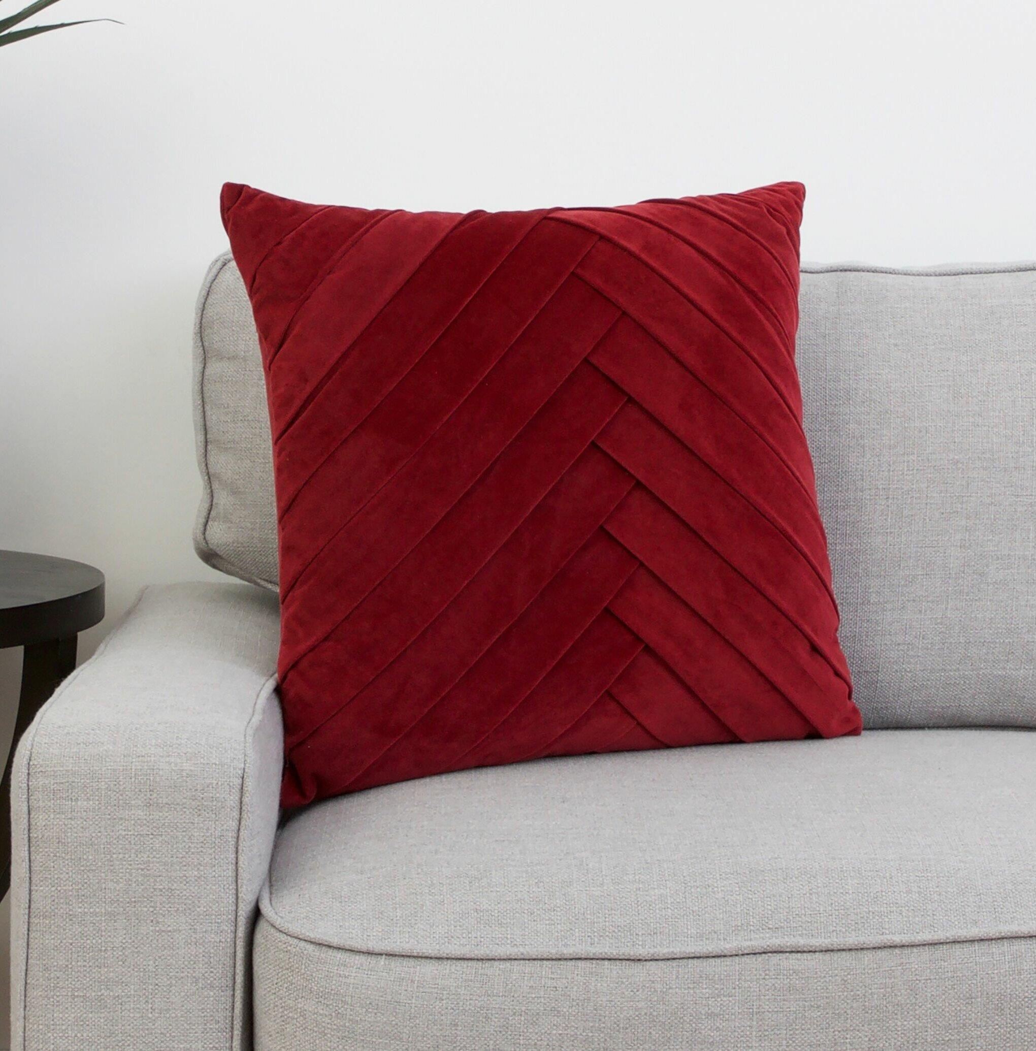 Zipcode Design West Bridgewater Square Pillow Cover & Insert