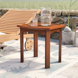 Beachcrest Home Pine Hills Side Table