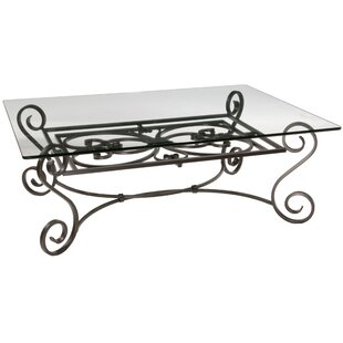 Fleur De Lis Living Church Street Coffee Table