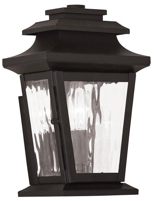 Campfield 1 Bulb 10 H Outdoor Wall Lantern Joss Main