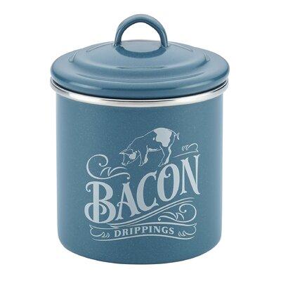 Ayesha Curry Ayesha Curry Enamel on Steel Bacon Grease Can Tin