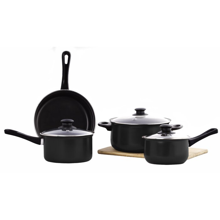 Imperial Home 7 Piece Non-Stick Cookware Set