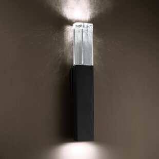 Tuxedo 2-Light LED Outdoor Sconce by Mode..