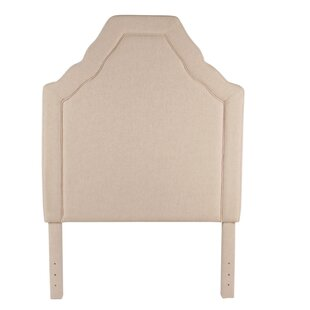 Amerson Twin Upholstered Panel Headboard