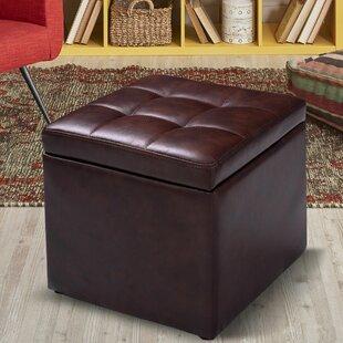 Plainview Storage Ottoman