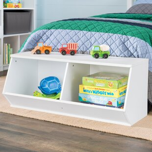 Check Prices KidSpace Stackable Angled Toy Organizer By ClosetMaid