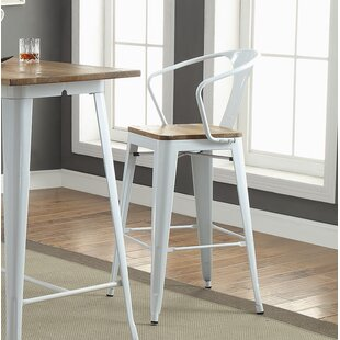 Best Price Colten Bar Stool (Set of 2) by Gracie Oaks Reviews (2019) & Buyer's Guide