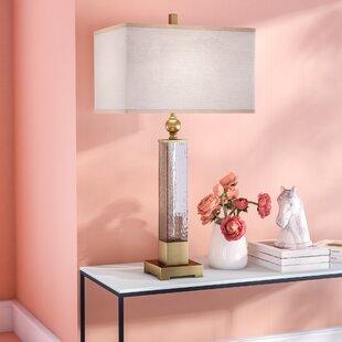 Reviews Sunstone 33 Buffet Lamp By Mercer41