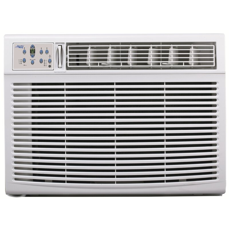 25,000 BTU Window Air Conditioner With Remote