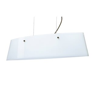 Besa Lighting Silhouette 3-Light Pendant