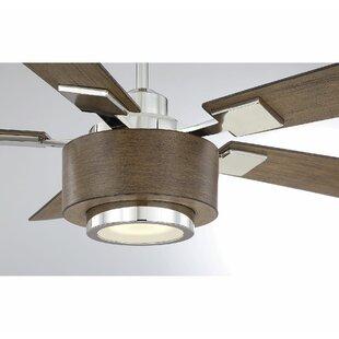 Ceiling Fan With Bright Light | Wayfair