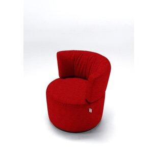 Dunson Swivel Tub Chair By Ebern Designs