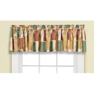 Calanna 58 Curtain Valance by Red Barrel Studio