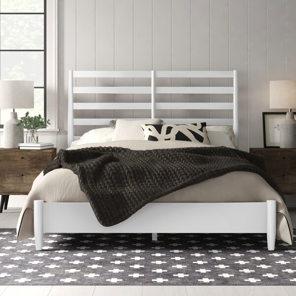 Williams Low Profile Standard Bed Reviews Allmodern