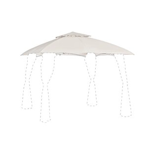 Westbrooke 3.5m X 3.5m Steel Pop Up Gazebo By Sol 72 Outdoor