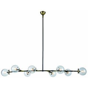 Corrigan Studio Roman 8-Light LED Chandelier