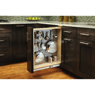 Stainless Steel Base Pullout Drawer