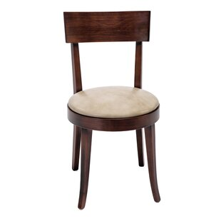 Round Back Dining Chair (Set Of 2)