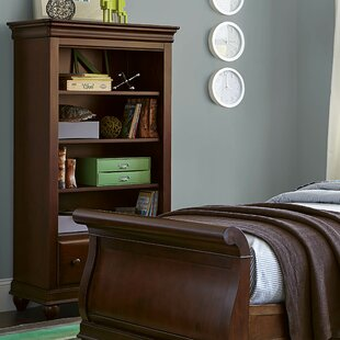 Chassidy Traditional 61 Bookcase by Harriet Bee