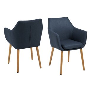 Aguilar Upholstered Dining Chair By Corrigan Studio