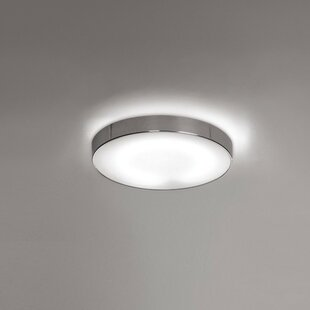 ZANEEN design Inoxx 1-Light Flush Mount