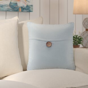 Averill Linen Throw Pillow
