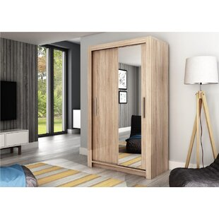 Nelsen 2 Door Sliding Wardrobe By Brayden Studio