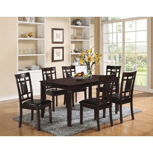 Winston Porter Remerton 7 Piece Dining Set