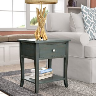 Jamarco End Table by Beachcrest Home