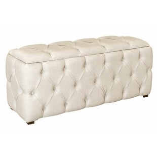 Furlow Lorenzo Upholstered Storage Bench