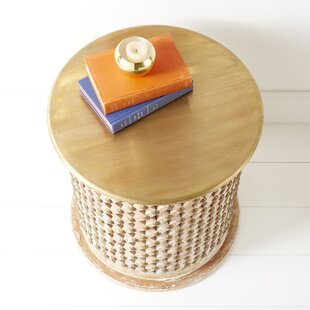 Stallion End Table by Cyan Design