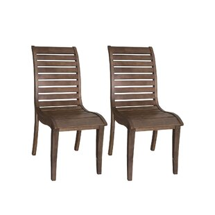 Carolyn Side Chair (Set of 2) August Grove