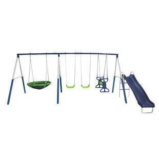XDP Recreation All Star Playground Swing Set