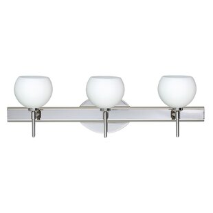 Besa Lighting Palla 3-Light Vanity Light